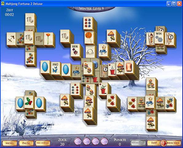 mahjongg fortuna kostenlos